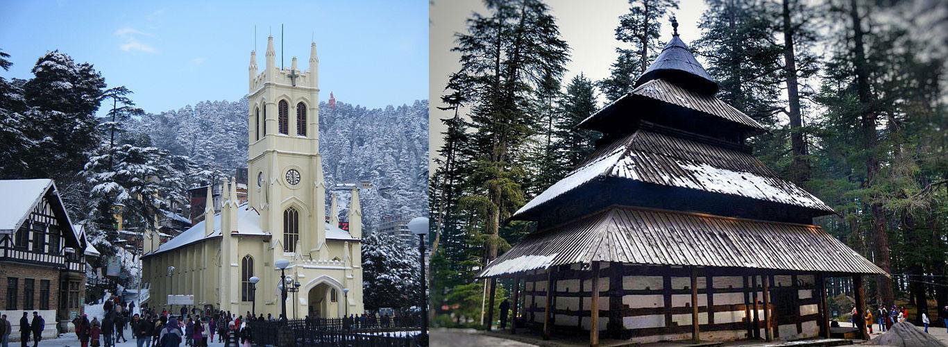 A Budget Himachal Tour | Shimla, Manali with Manikaran