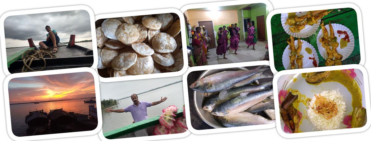 Rainy Ilish Utsav at Sundarban Trip