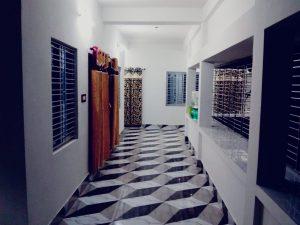 Hotel Corridor at Sundarban