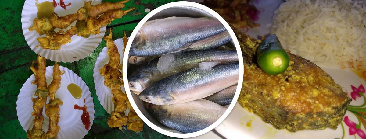 Sundarban Hilsa Festival Food Menu