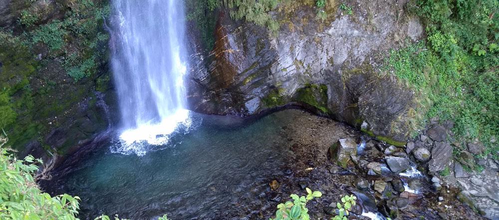 Budget tour to Changey Waterfalls